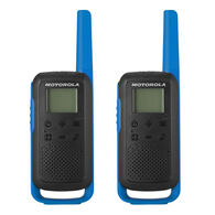 Motorola Solutions TALKABOUT T270 Two-Way Radios, 25-Mile