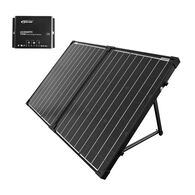 ACOPOWER 100W Foldable Solar Panel Kit wit Charge Controller